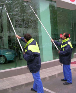 Window Cleaning Outside
