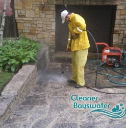 pressure cleaning bayswater