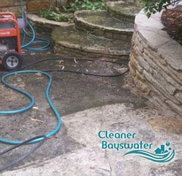 stone patio cleaning Bayswater W2